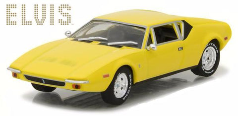 1971 DeTomaso Pantera - Elvis Presley Collection 1:43 scale