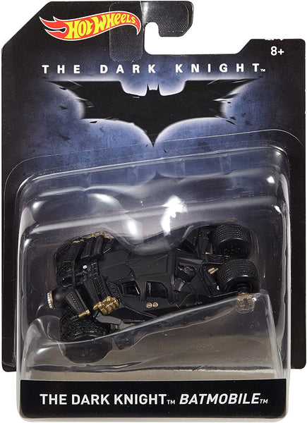 Hot Wheels Batman The Dark Knight Tumbler 1:50 Scale