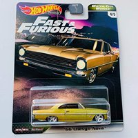Fast & Furious Hot Wheels Premium Vehicle 2020