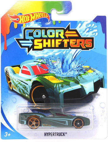 Hot Wheels Color Shifter 1:64 Scale