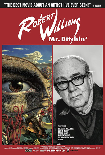 Robert Williams: Mr. Bitchin DVD
