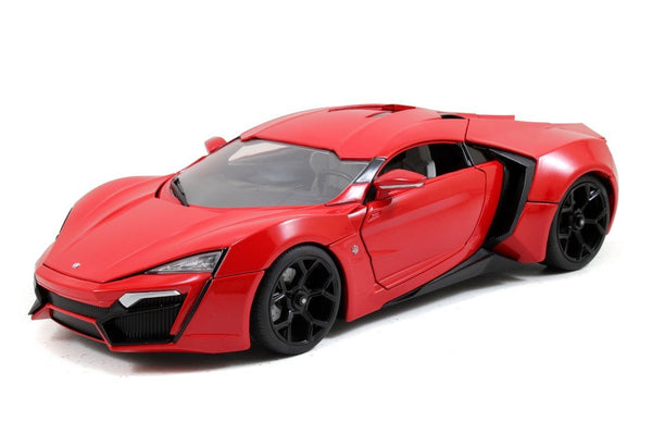 Fast & Furious 7 Lykan Hypersport