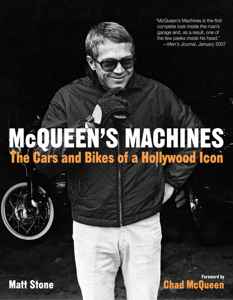 McQueen's Machines - The Cars and Bikes of a Hollywood Icon