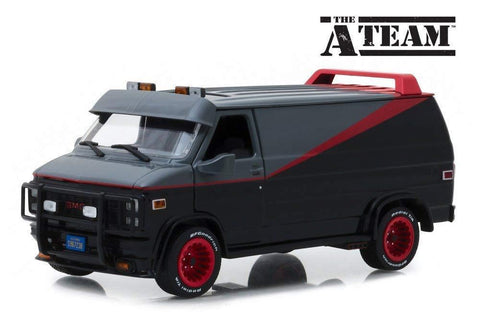 The A-Team - 1983 GMC Vandura 1:24 scale