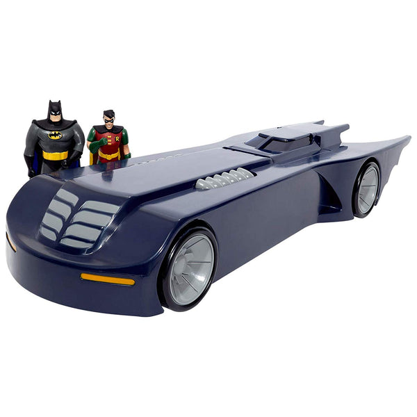 "14"" Batmobile with Bendable Figures - Batman: The Animated Series 1:24 scale"