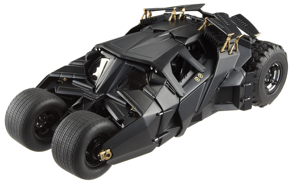 Batman Dark Knight Trilogy Batmobile