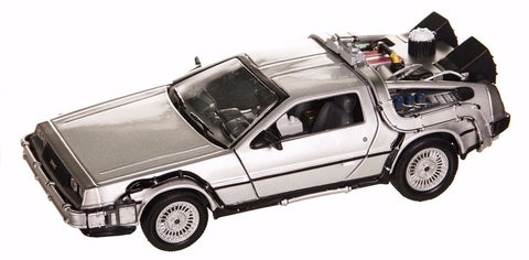 Back to the Future 2 DeLorean 1:24 scale