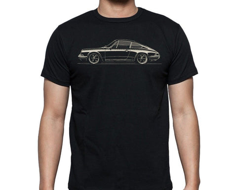 1973 911 Tee by Curb