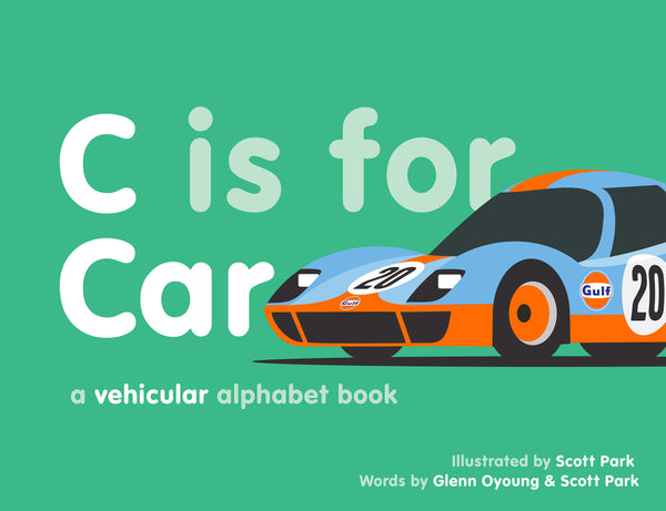 C is for Car Book