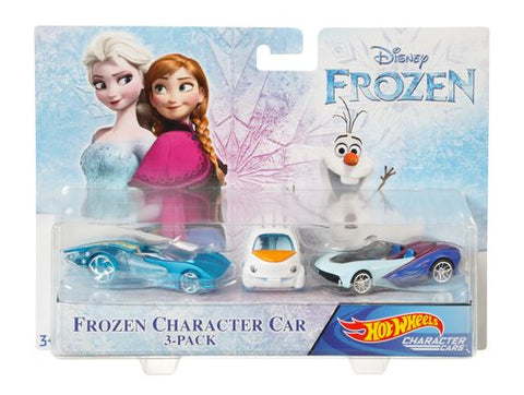 HOT WHEELS® FROZEN BUNDLE VEHICLES