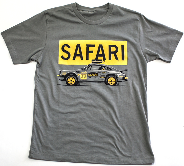 911 Safari Tee by Curb