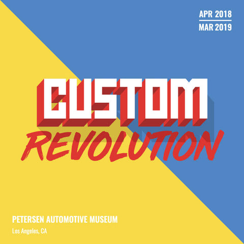 Custom Revolution Exhibit Book
