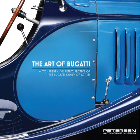 The Art Of Bugatti Exhibit Book