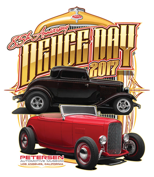 Petersen Tee - 85th Anniversary Deuce Day