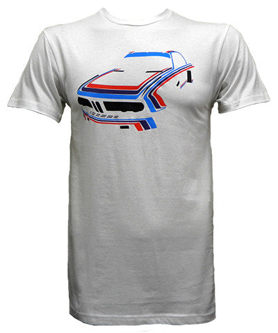BMW Tee - The Flying Batmobile w/ Martini Livery