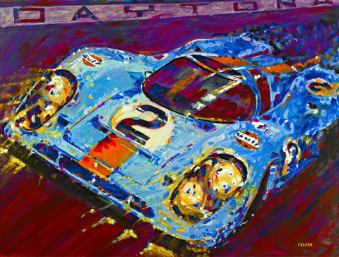Daytona Champion at Night 917