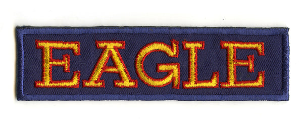 Dan Gurney Eagle Patch