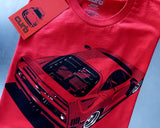 F40 Tee by Curb