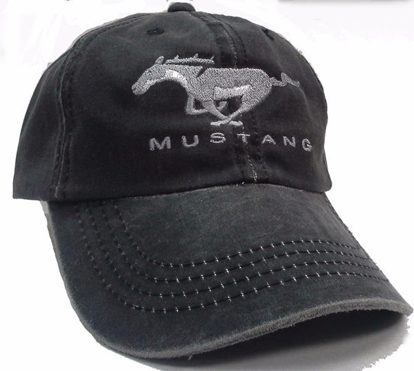Ford Mustang Embroidered Hat