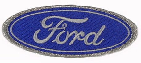 Ford Blue Oval Patch