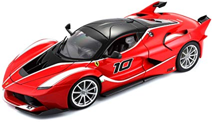 Bburago Race & Play - Ferrari FXX K 1:18 Scale