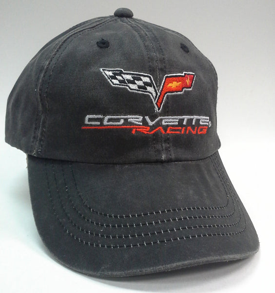 Corvette Racing Weathered Hat