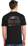 Honda  Civic Type R  T-Shirt