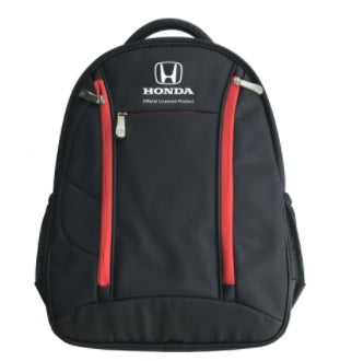 Honda Computer Red Stripes Backpack