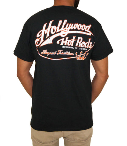 Hollywood Hot Rods - Vintage Tradition Tee