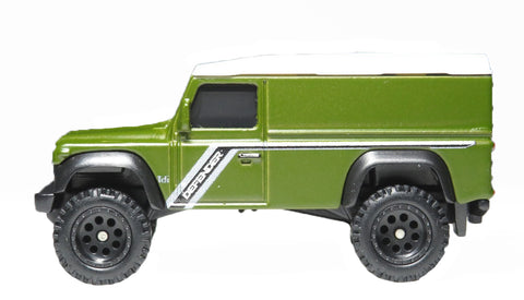 Hot Wheels Land Rover Defender 110