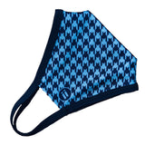 Houndstooth Mask