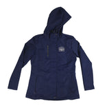Checkered Flag Blue Women's Jacket- CF200 Member Exclusive
