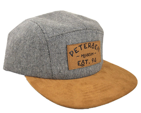 Pete by Petersen - Est 94 Tweed Camper Hat
