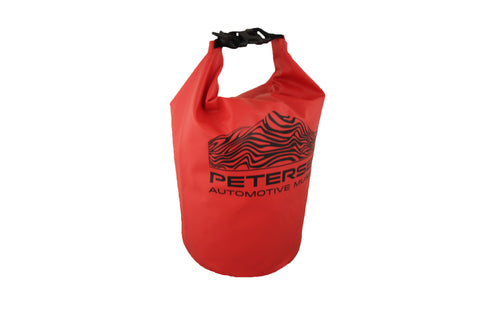 Petersen Red Water Proof Bag