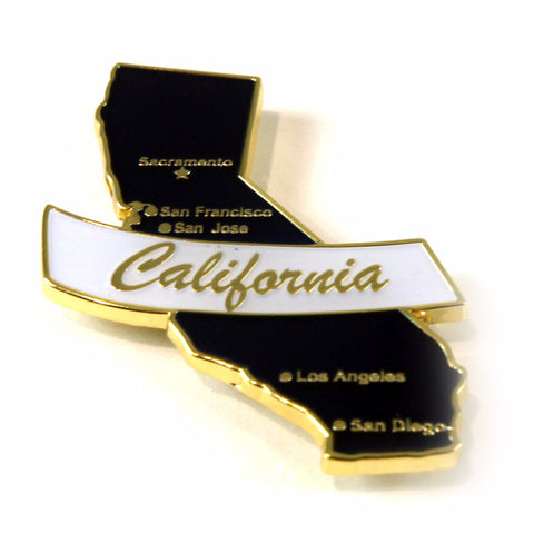 California Blue State Magnet