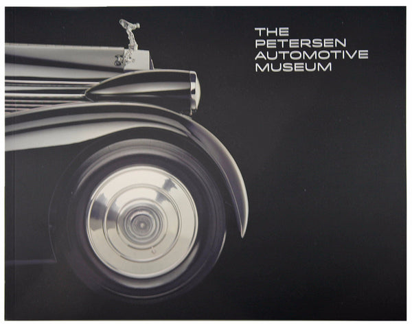 Petersen Automotive Museum Souvenir Book