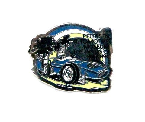Petersen Museum Pin - Fairfax