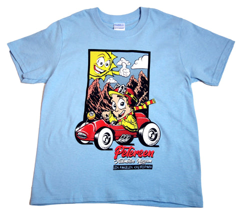 Petersen Kids Shirt - Sunny Ride