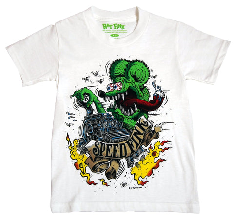 Speed Fink Kid's Tee