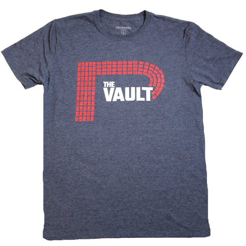 Petersen Automotive Museum Blue Vault Tour Tee