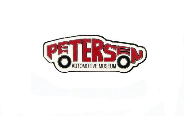 Petersen Museum Pin - On The Go