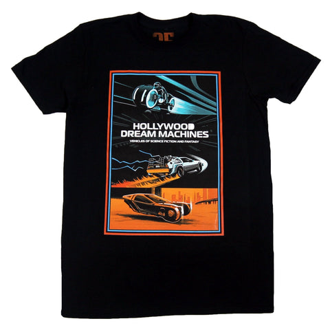 Petersen Tee - Hollywood Dream Machines