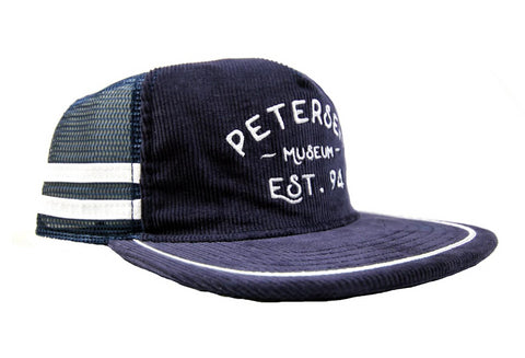 Pete By Petersen - Est 94 Corduroy Trucker Hat