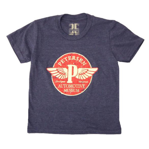 Petersen Kids Tee - Flying P