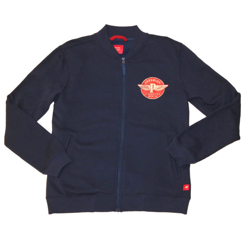 Petersen Jacket - Flying P Fleece Bomber Jacket