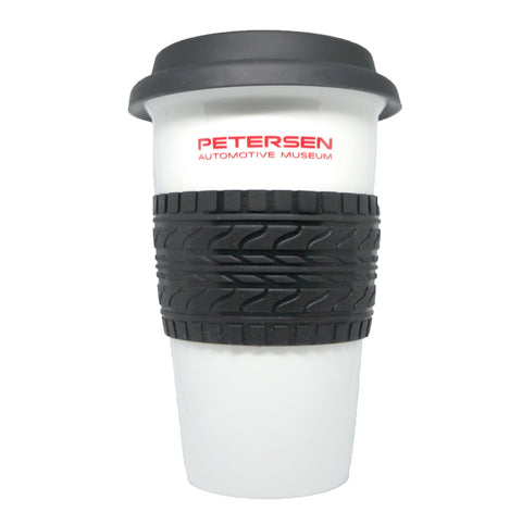 Petersen Ceramic Tire Travel Mug