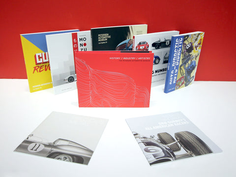 Ultimate Petersen Museum Book Bundle