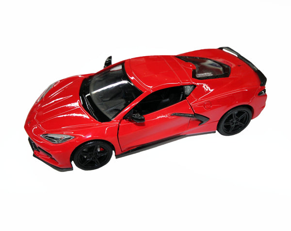 2020 Chevy Corvette C8 Stingray