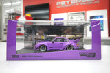 Tarmac Works 1:43 RWB 993 Rotana Limited Edition (Purple)