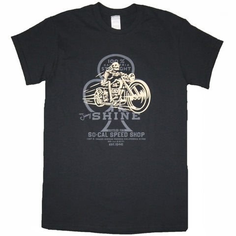So-Cal's Jimmy Shine Bike T-Shirt